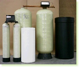 SA-TM Water Softeners